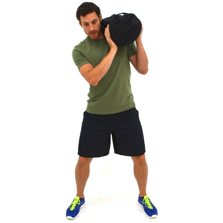 The Benefits Of Sandbag Training